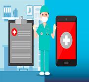 Pros y contras de la consulta médica online